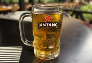 The ubiquitous Bintang