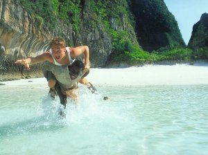 Hollywood movie 'The Beach' was filmed in krabi